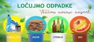 Izvajanje kontrole ločevanja odpadkov na Koroškem