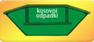 Akcija odvoza kosovnih odpadkov